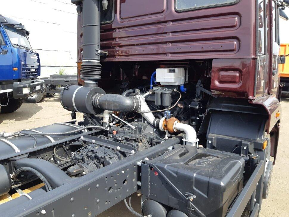 Шасси КамАЗ 65117, 2013 г, портвейн фото 7