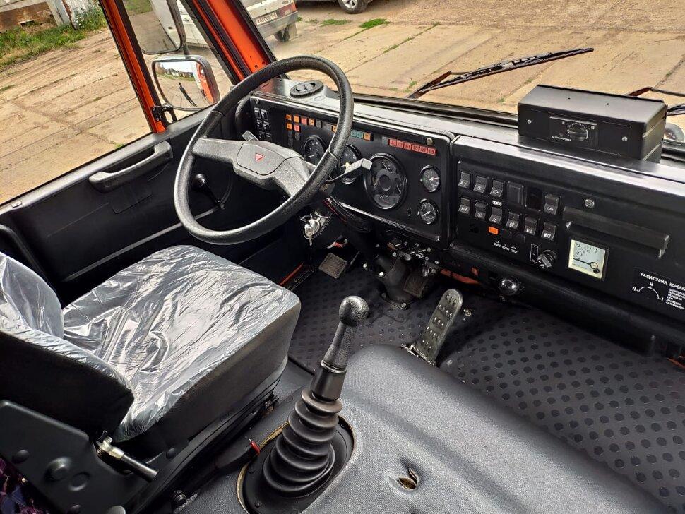Автомастерская на шасси КамАЗ 43118, 2013, оранжевый фото 9