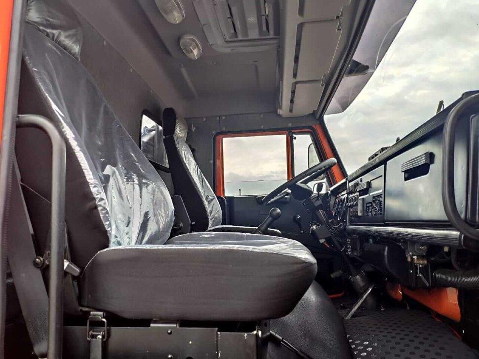 Автомастерская на шасси КамАЗ 43118, 2013, оранжевый фото 10