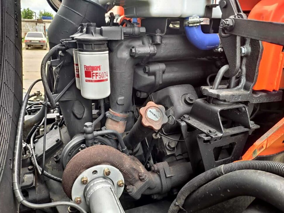 Автомастерская на шасси КамАЗ 43118, 2013, оранжевый фото 13