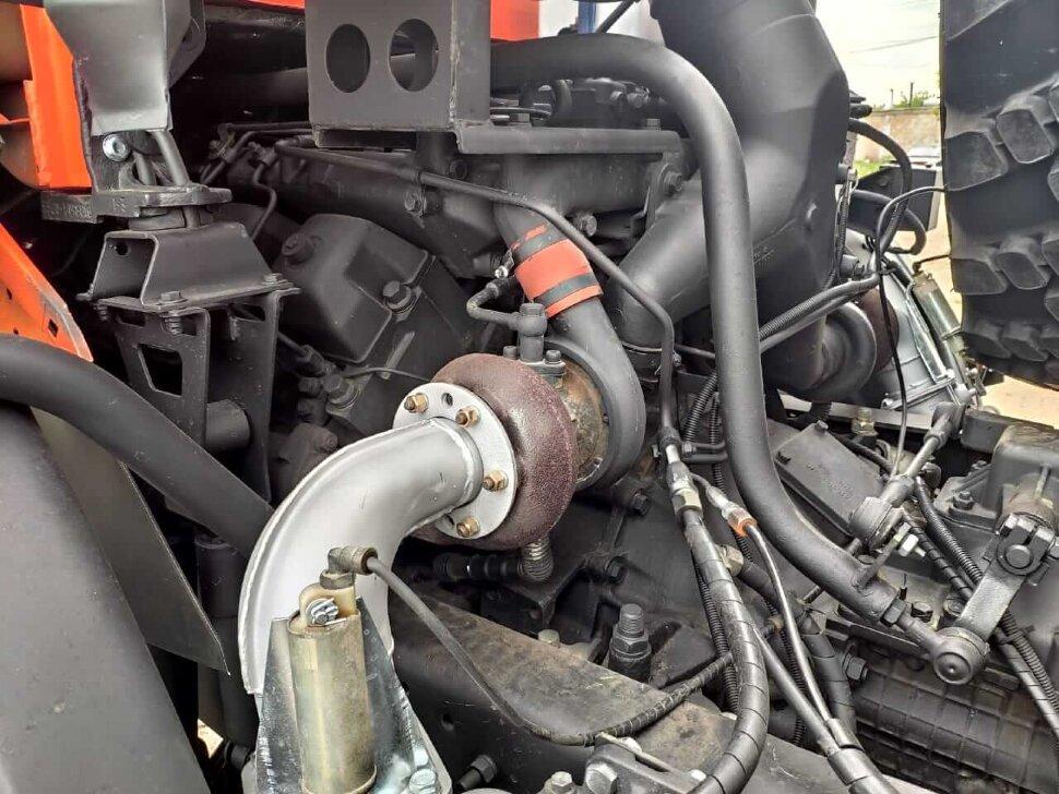 Автомастерская на шасси КамАЗ 43118, 2013, оранжевый фото 17