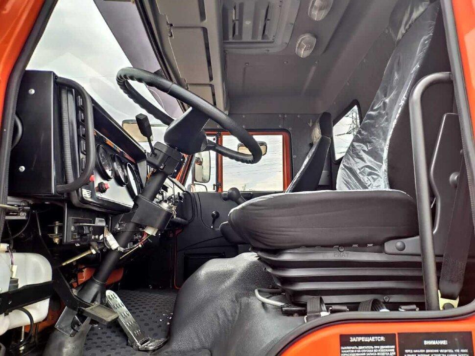 Автомастерская на шасси КамАЗ 43118, 2013, оранжевый фото 18