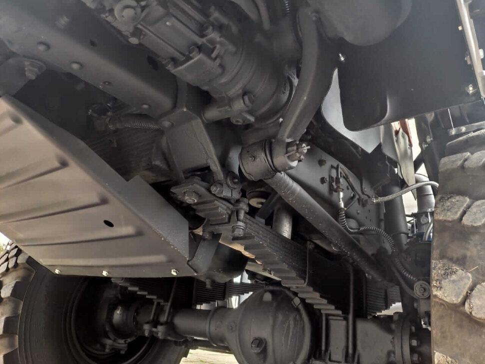 Автомастерская на шасси КамАЗ 43118, 2013, оранжевый фото 19