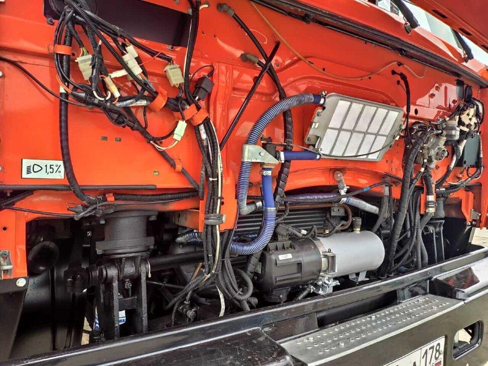 Автомастерская на шасси КамАЗ 43118, 2013, оранжевый фото 20