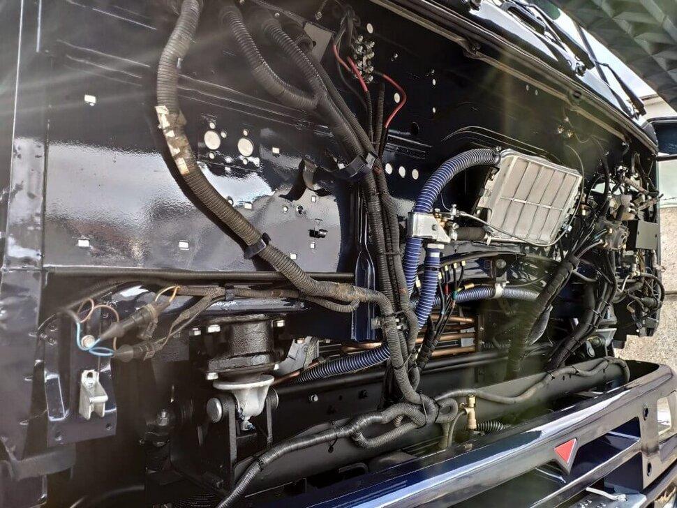 Седельный тягач КамАЗ 65225, 2011, дипломат фото 13