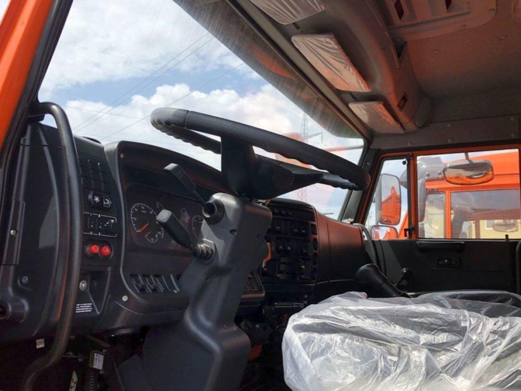КамАЗ 45143 сельхозник, 2018, оранжевый фото 3