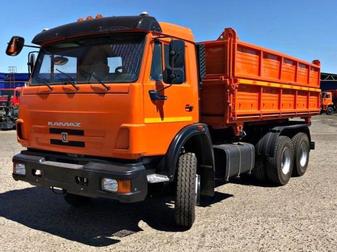 КамАЗ 45143 сельхозник, 2012, оранжевый фото 3