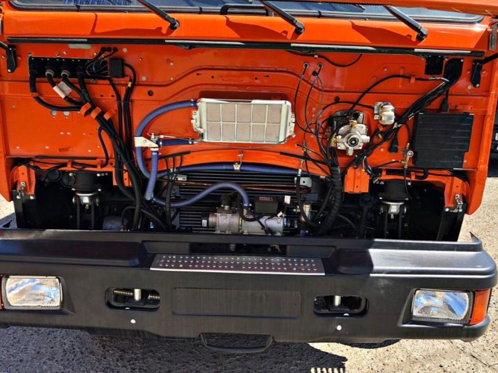 КамАЗ 45143 сельхозник, 2012, оранжевый фото 7