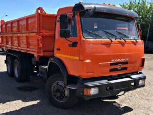 КамАЗ 45143 сельхозник, 2012, оранжевый бу фото