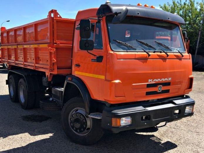 КамАЗ 45143 сельхозник, 2012, оранжевый фото 0
