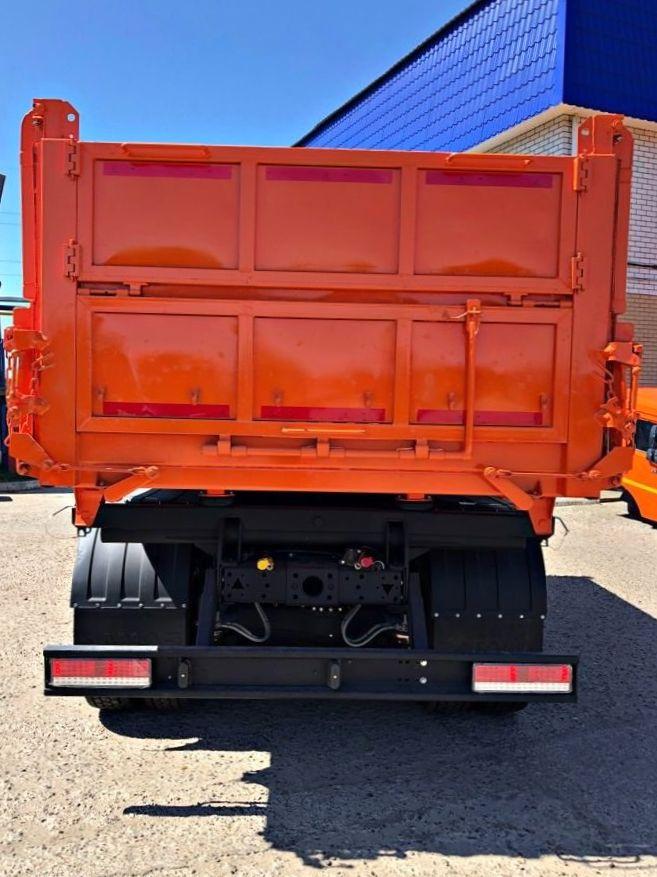 КамАЗ 45143 сельхозник, 2012, оранжевый фото 10