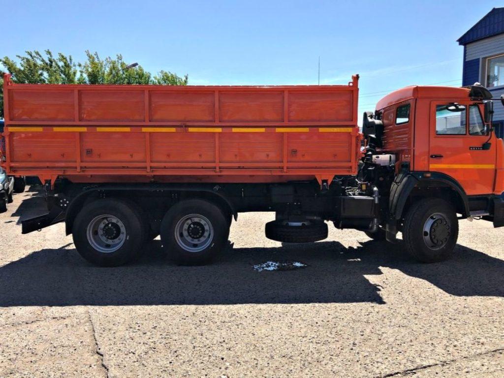 КамАЗ 45143 сельхозник, 2012, оранжевый фото 11