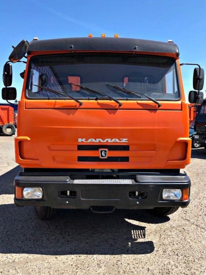 КамАЗ 45143 сельхозник, 2012, оранжевый фото 2